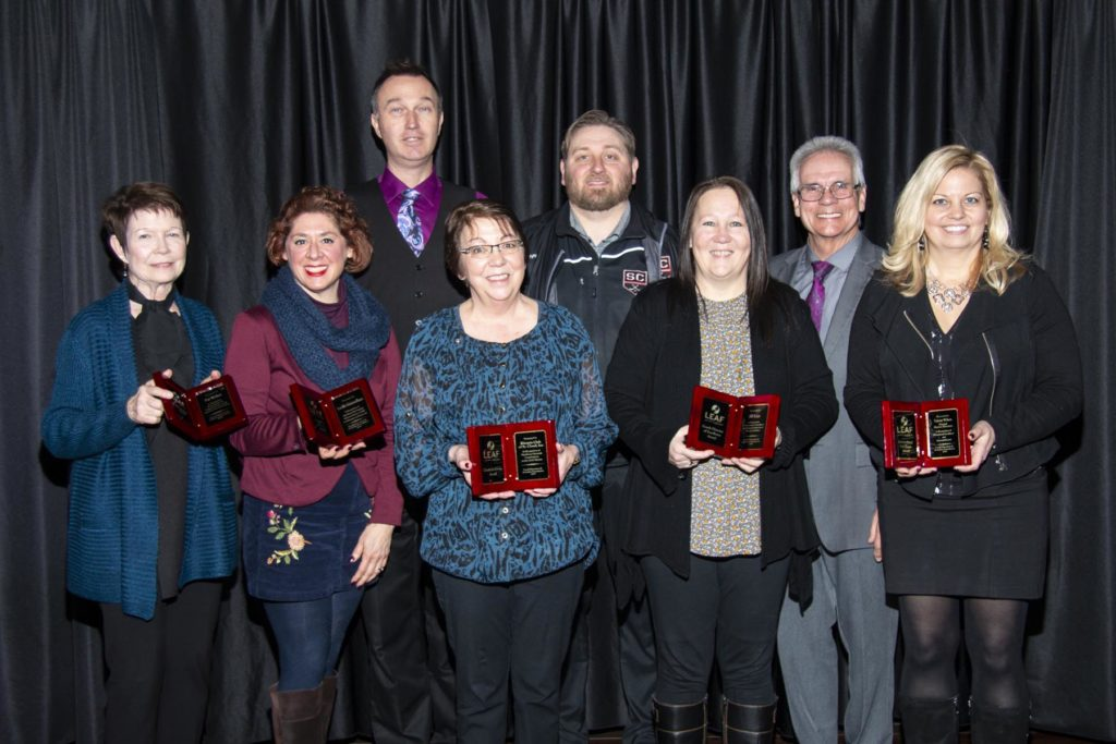 LEAF 2019 Award Winners