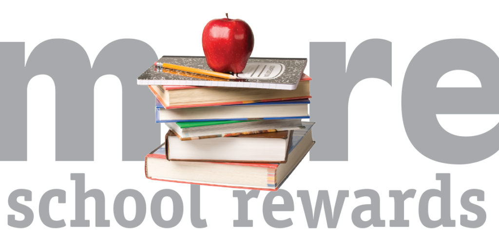 Coborn's more school rewards